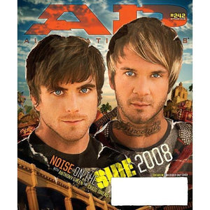 Anthony Green & Craig Owens on Alternative Press Magazine Issue 242 Version 1