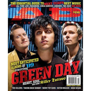 [246] Green Day Magazines Alternative Press