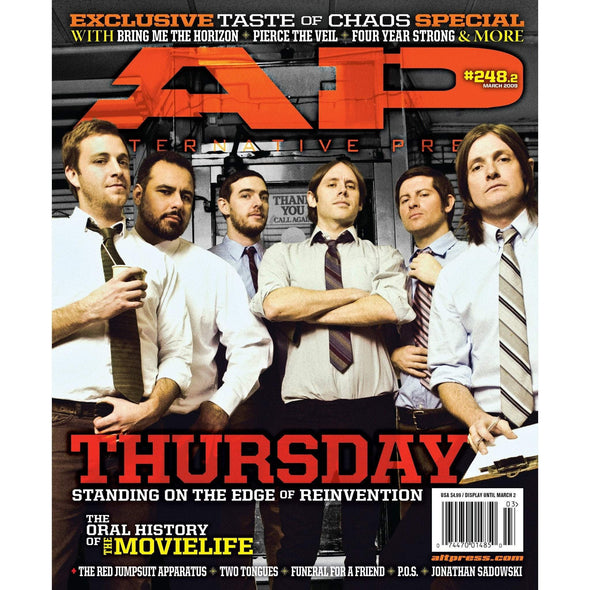 altpress alternative press magazine bring me the horizon taste of chaos pierce the veil four year strong cancer bats thursday movielife