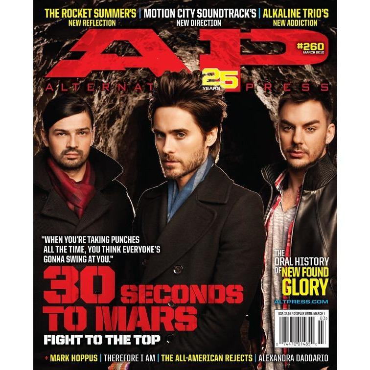 260 30 Seconds To Mars