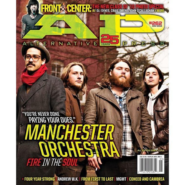 altpress alternative press magazine manchester orchestra andrew w.k. four year strong mgmt from first to last