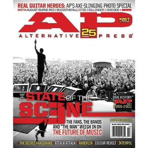 State Of The Scene on Alternative Press Magazine Issue 267