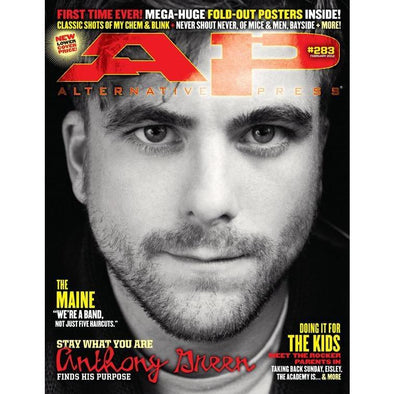 altpress alternative press magazine anthony green the maine