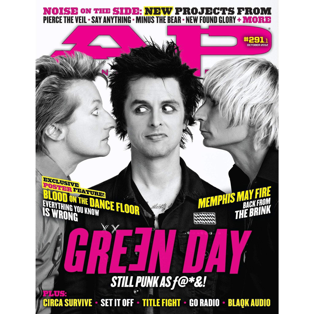 291.1 Green Day