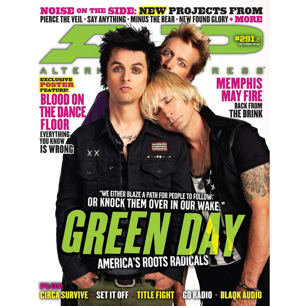 291.2 Green Day