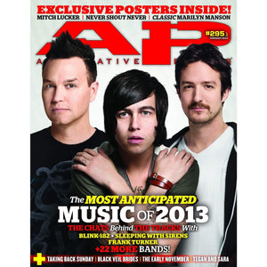 [295.1] Most Anticipated Music of 2013 Magazines Alternative Press