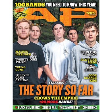 altpress alternative press magazine the story so far bring me the horizon deadmau5 set it off twenty one pilots crown the empire posters