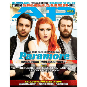 [298.1] Paramore Magazines Alternative Press