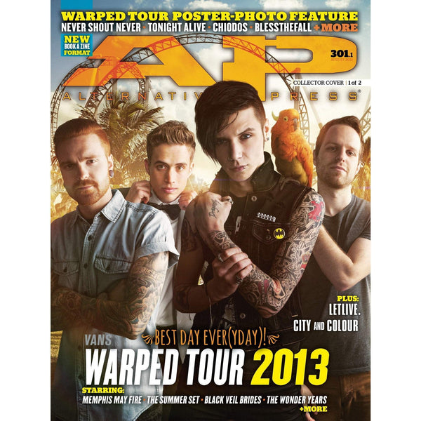 301.1 Warped Tour ''13