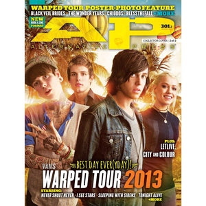 [301.2] Warped Tour 2013 Magazines Alternative Press