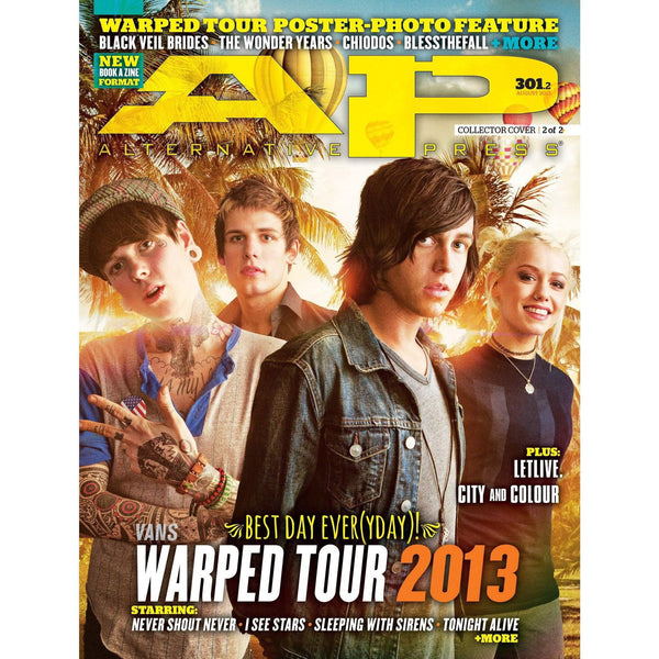 301.2 Warped Tour ''13
