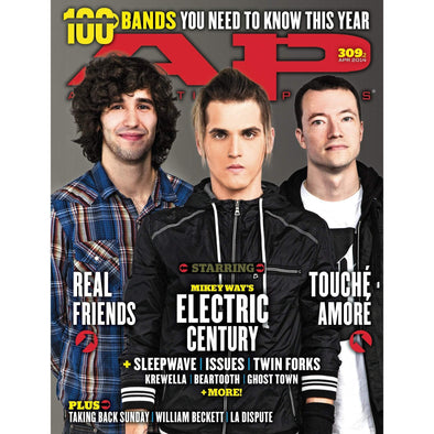 altpress alternative press magazine issues real friends touche amore chris carrabba mikey way spencer chamberlain posters