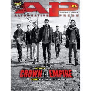 [311.1] Crown the Empire Magazines Alternative Press