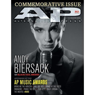 altpress alternative press magazine AP Music Awards APMAs Patrick Stump joan jett billy corgan misfits andy biersack black posters