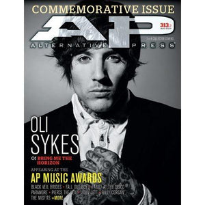 [313.2] APMAS; Oli Sykes Magazines Alternative Press