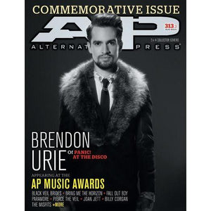 Panic! at the Disco on Alternative Press Magazine Issue 313 Version 3