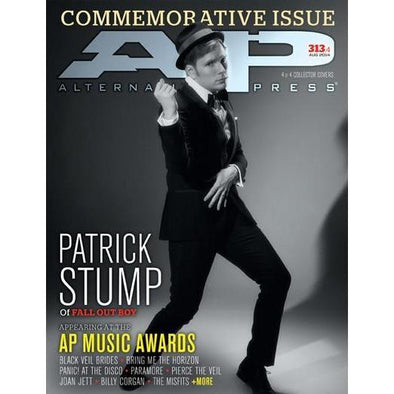 altpress alternative press magazine AP Music Awards APMAs Patrick Stump joan jett billy corgan misfits andy biersack black posters oli sykes brendon urie patrick stump