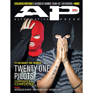 Twenty One Pilots - AltPress Single Issue 316 Version 2
