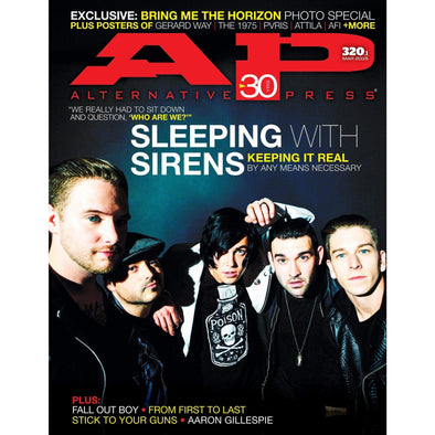 320.1 Sleeping with Sirens