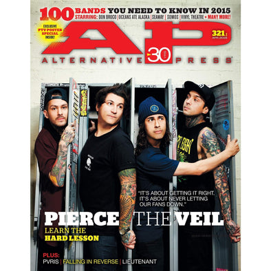 321.1 Pierce the Veil