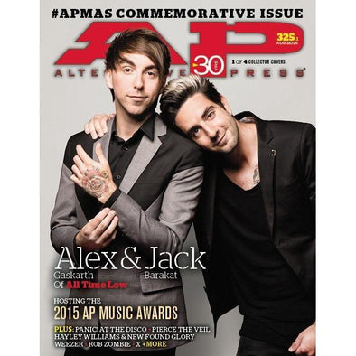 altpress alternative press magazine ampas music awards ap all time low pierce the veil panic! at the disco hayley & chad rob zombie a day to remember the wonder years letlive. twenty one pilots paramore panic! at the disco pvris beartooth posters
