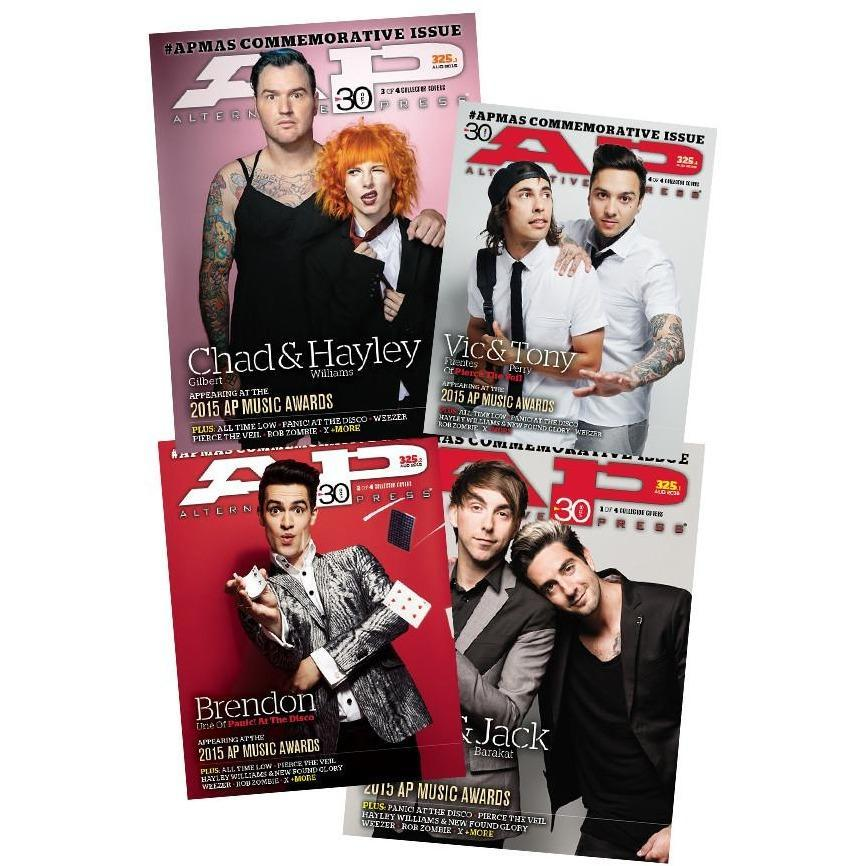 APMA 2015 Magazine Bundle