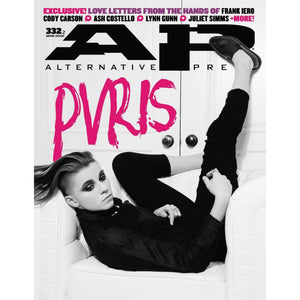 [332.2] PVRIS Magazines Alternative Press