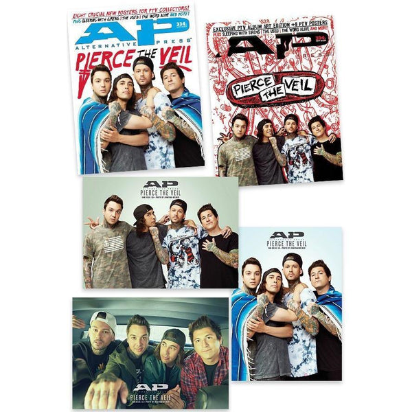 Pierce The Veil Art Card Bundle
