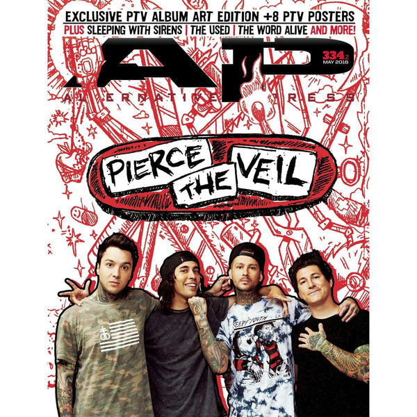 334.2 Pierce The Veil