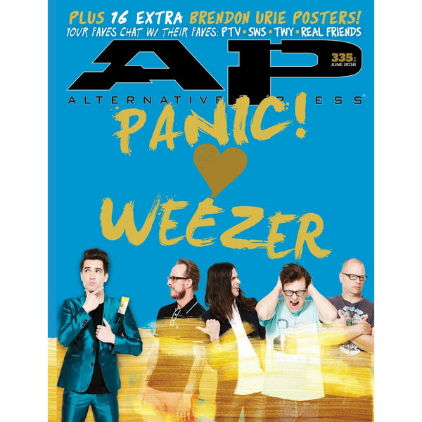 335.1 Panic! At The Disco & Weezer