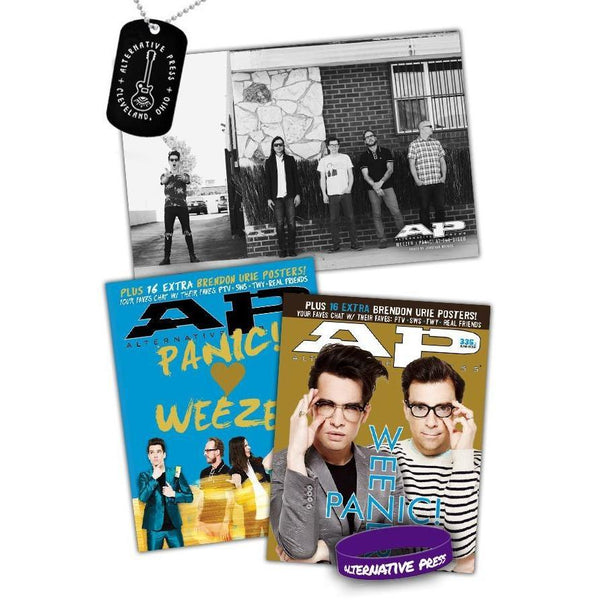 Mega Panic! At The Disco & Weezer Bundle
