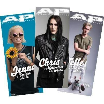 Warped Tour 2016 Mega Bundle [Motionless In White, Tonight Alive, & The Word Alive]