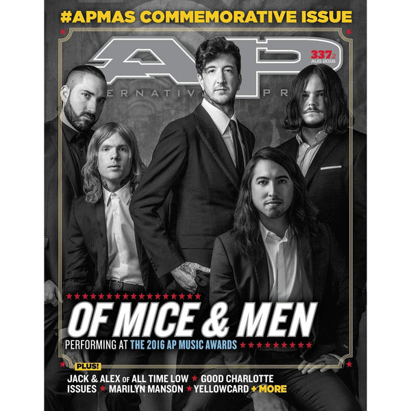 337.2 APMAS; Of Mice & Men