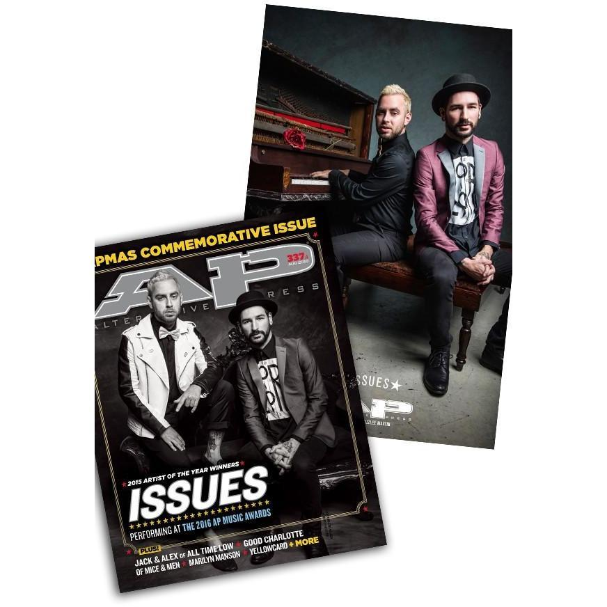 Issues APMAS Poster Bundle