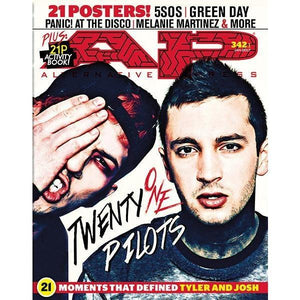 Twenty One Pilots - AltPress Single Issue 342 Version 1