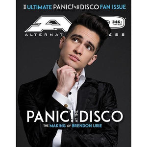 Panic! At The Disco Magazines Alternative Press AltPress Issue 346 Version 1