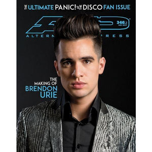 Panic! at the Disco on Alternative Press Magazine Issue 346 Version 2