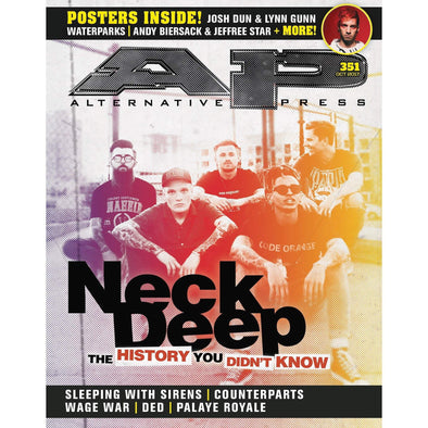 altpress alternative press magazine neck deep sleeping with sirens palaye royale sleep on it wage war ded the wrecks free throw posters
