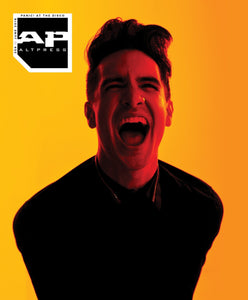 [359.1] Brendon Urie [PATD] Hell Edition Magazines Alternative Press