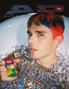 Waterparks - Alternative Press Magazine Issue 394 May 2021 - Version 2 New Gen Magazine Alternative Press