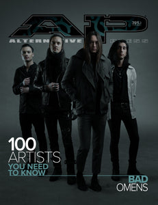 Bad Omens - 100 Artists - Alternative Press Magazine Issue 391 Version 2 New Gen Magazine Alternative Press Magazine