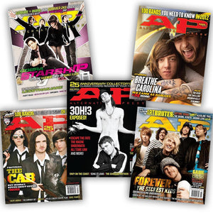 Flashback BOP Magazine Collection Magazines Alternative Press