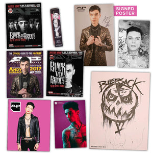 Black Veil Brides Return Collection - Alternative Press Magazine Exclusive BFCM Collection Alternative Press