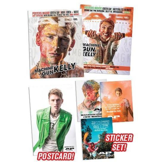 Machine Gun Kelly Collector Bundle