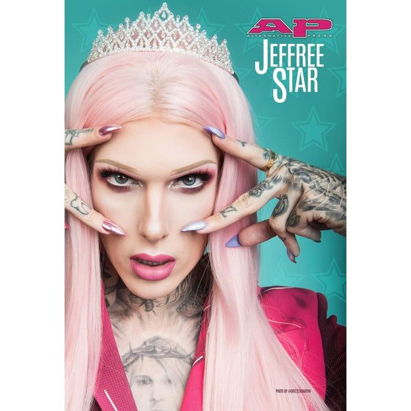 Jeffree Star Collector Photo Set