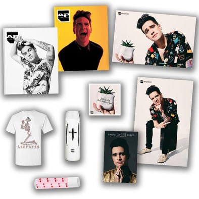 Brendon Urie King Bundle Issue 359 Prayers For The Wicked