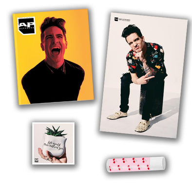 Brendon Urie Silver Bundle Issue 359 Prayers For The Wicked
