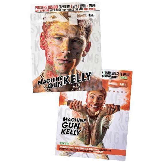 Machine Gun Kelly Magazine Bundle