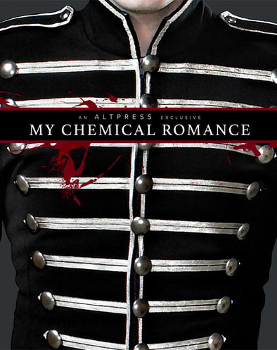My Chemical Romance - AltPress Collector's Edition *PREORDER*