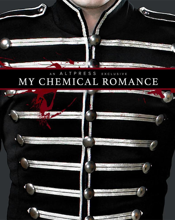 My Chemical Romance - AltPress Collector's Edition
